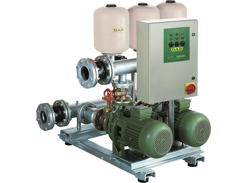 Set with single impeller centrifugal pumps 2/3 KE by Dab Pumps