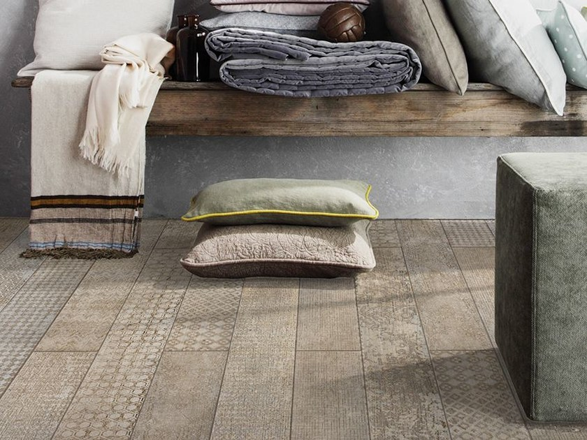 Parquet in rovere 2-CLASS by Inkiostro Bianco