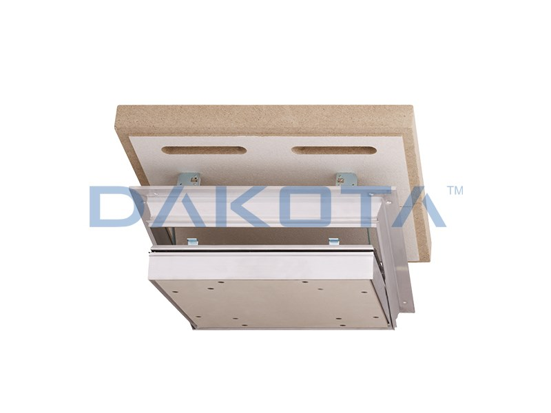 Fireproof inspection chamber for suspended ceiling ALUMATIC F90/EI90 by Dakota