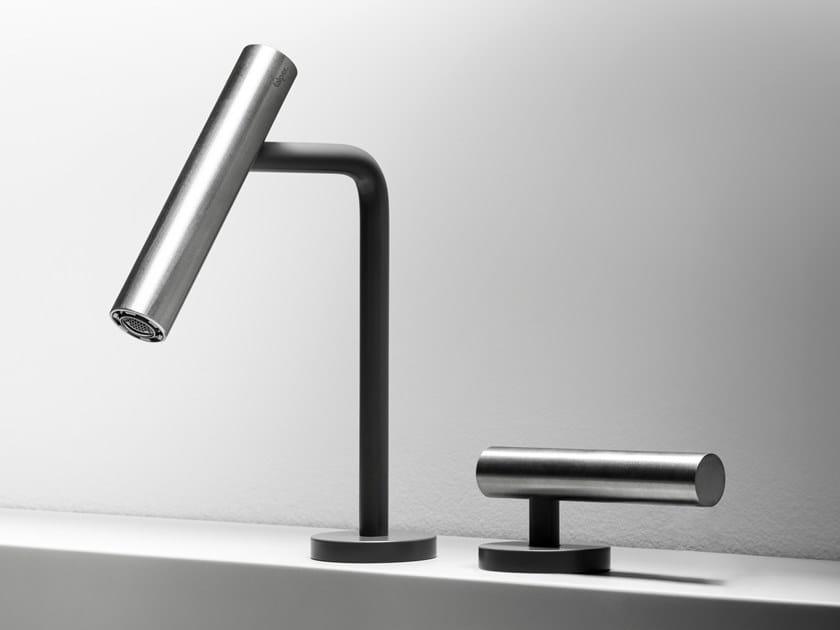 CILINDRO | Robinet pour lavabo 2 trous