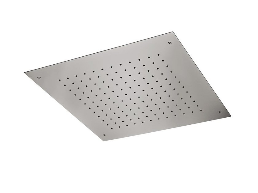 SOFFIONI | Soffione doccia in acciaio