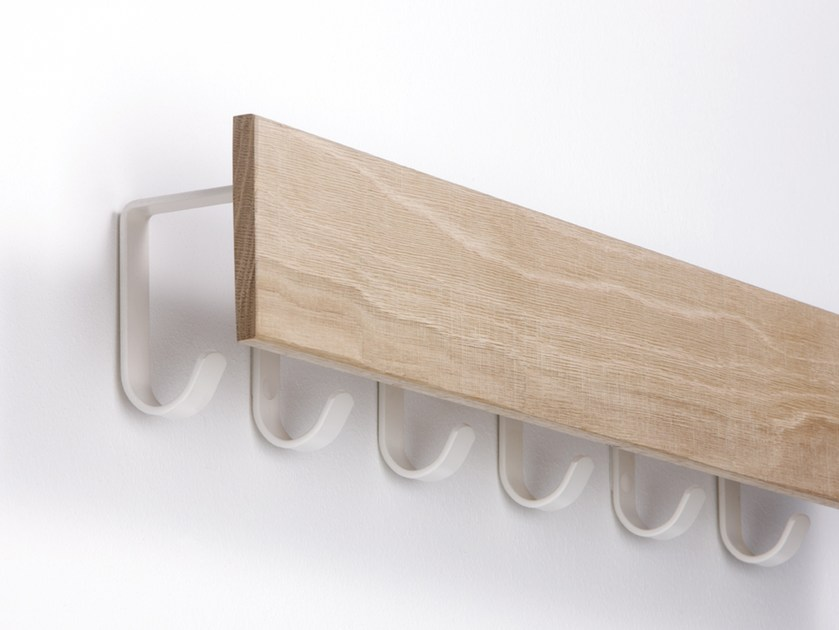 Wall-mounted coat rack SCREEN by rosconi
