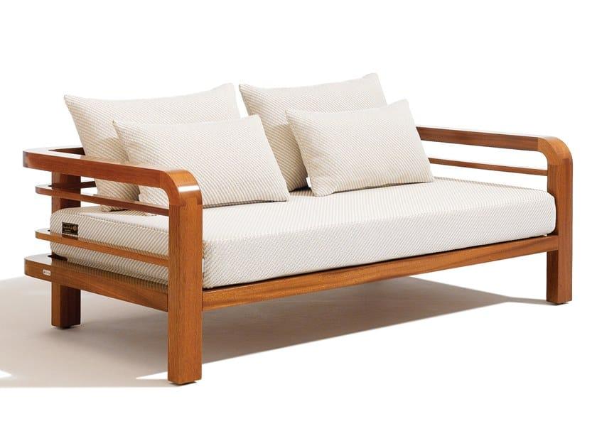 2 Seater Garden Sofa Bellagio, Bellagio Furniture Collection