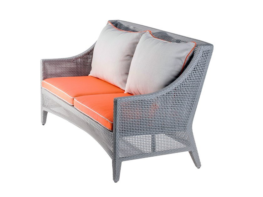 2 seater sofa GRACE | 2 seater sofa by 7OCEANS DESIGNS