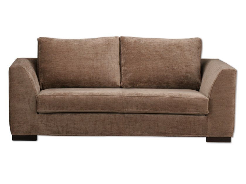2 seater fabric sofa ENZO | 2 seater sofa by Désio