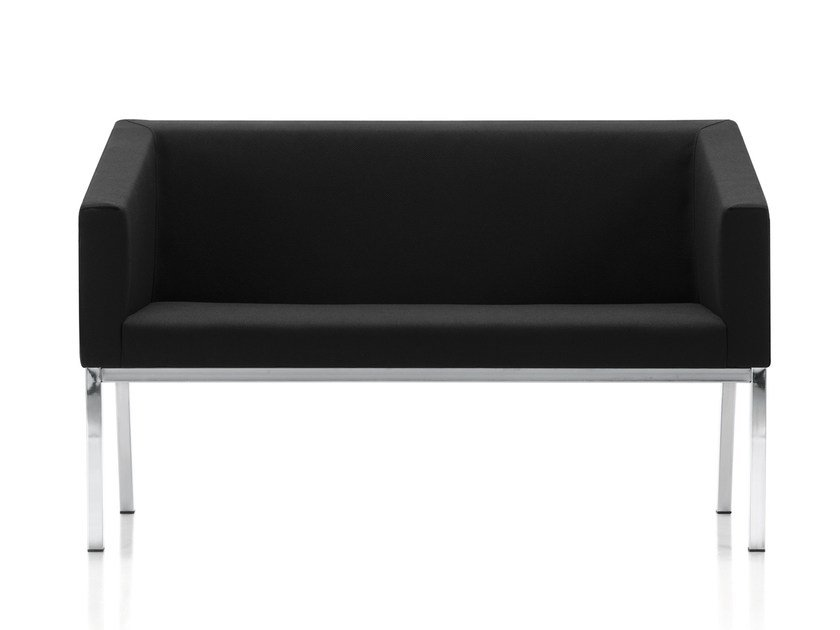 2 seater sofa PARK | 2 seater sofa by Emmegi
