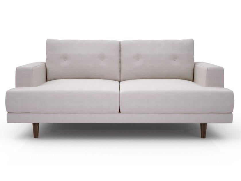 2 seater fabric sofa TRIUMPH | 2 seater sofa by Huppé