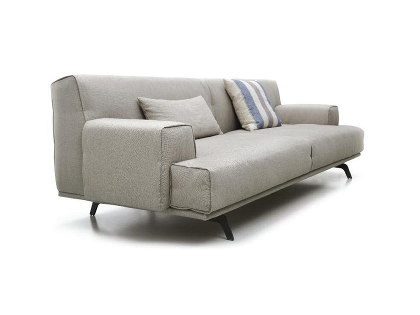 2 seater fabric sofa SIXTY | 3 seater sofa by Papadatos