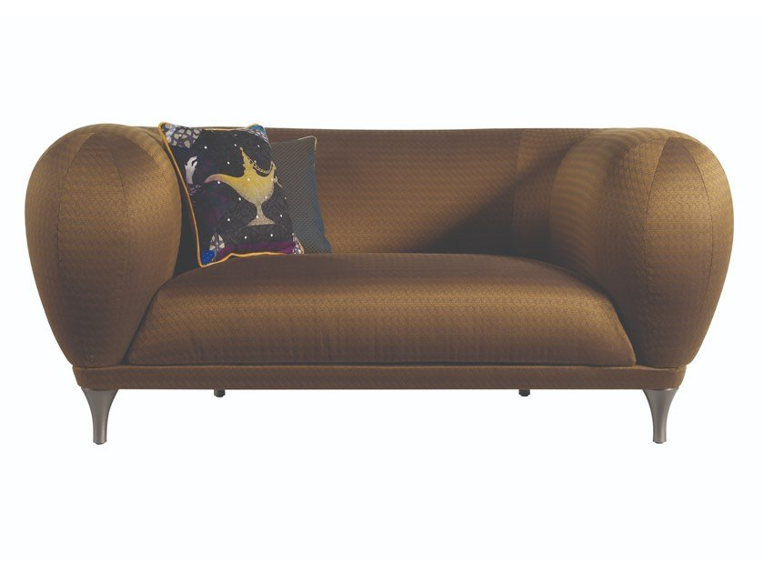 bubble 2 seater sofa bubble collection by roche bobois design rh archiproducts com