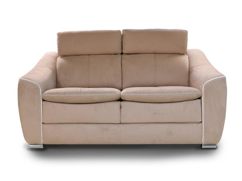 2 seater Nabuk sofa DAKOTA | 2 seater sofa by Nieri