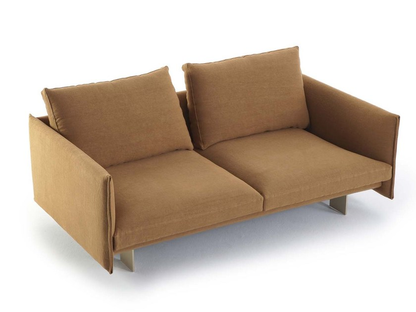 2 Seater Fabric Sofa Deep By Sancal
