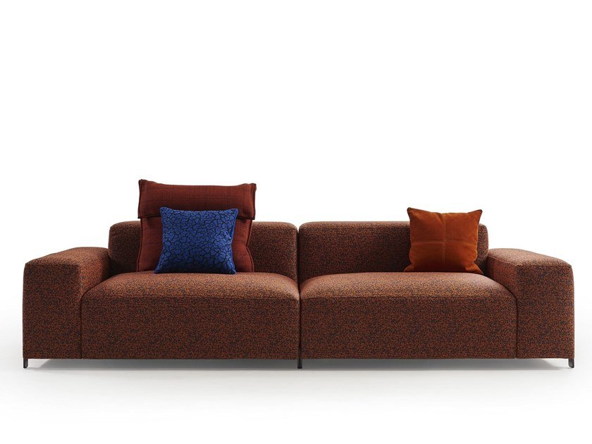 Fabric sofa MOUSSE | Sofa by Sancal