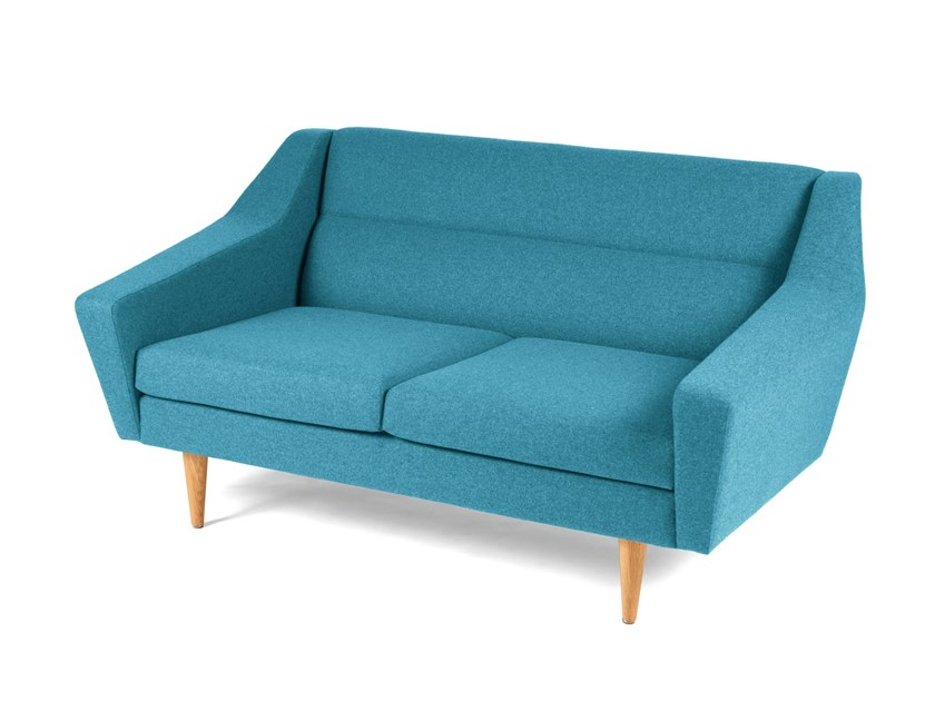 2 seater fabric sofa COSMO | 2 seater sofa by OOT OOT