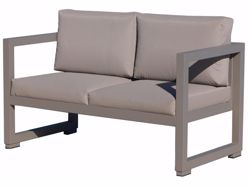 2 seater sofa QUATRIS | 2 seater sofa by Vermobil