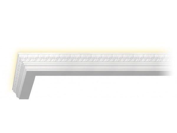 Cornice in gesso per illuminazione indiretta 201 | Cornice by GESSO