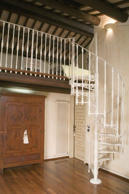 Cast Iron Spiral Staircase 2010 | Cast Iron Spiral Staircase By Modus