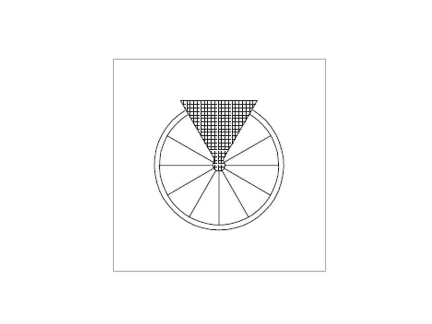 pianerottolo triangolare