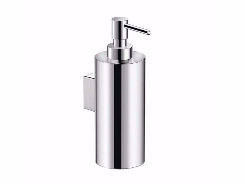 Wall-mounted brass liquid soap dispenser ARCHITECT 2050103 | Liquid soap dispenser by Cosmic