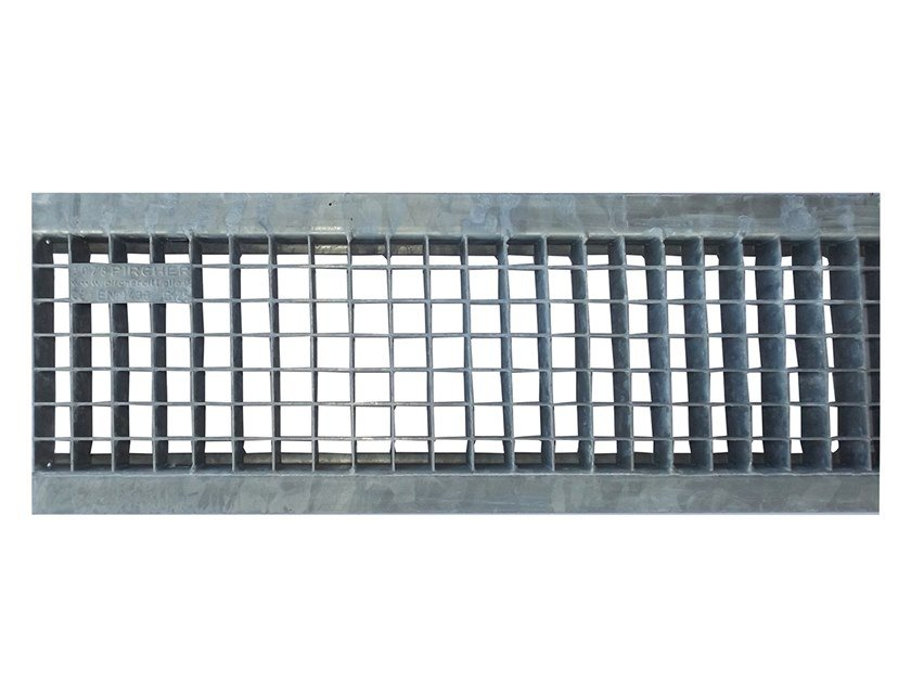 Galvanized steel Manhole cover and grille for plumbing and drainage system Mesh grating galvanized 200L by Pircher