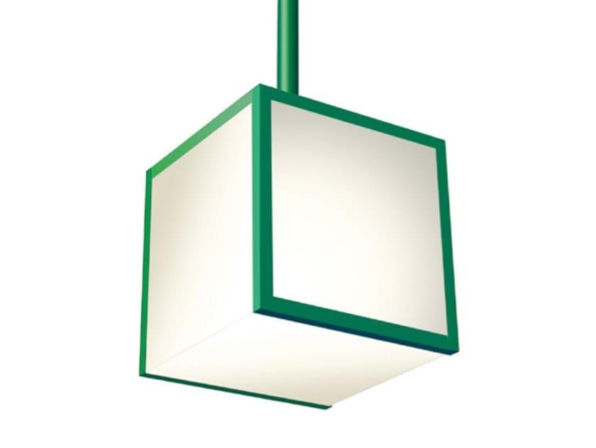 Direct light handmade pendant lamp 2075S VER   Pendant lamp by Jean Perzel