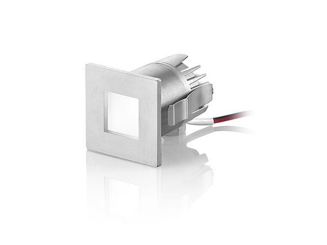 LED spotlight for false ceiling 208 by NOBILE ITALIA