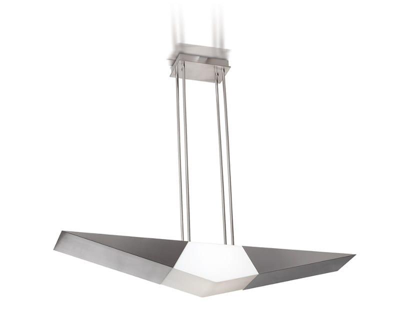 Direct light pendant lamp 2080 | Pendant lamp by Jean Perzel