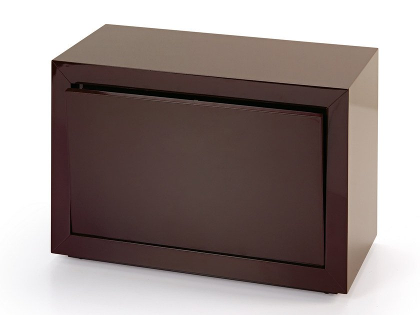 Lacquered rectangular MDF bistro side table 211 | Lacquered coffee table by HMD INTERIORS