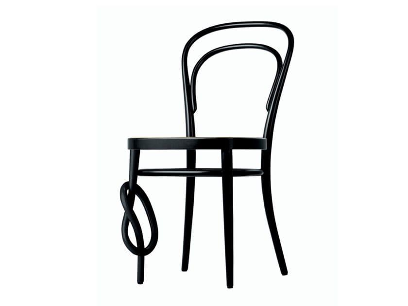 Sedie In Legno Curvato.214 K Collezione 214 By Thonet Design Michael Thonet
