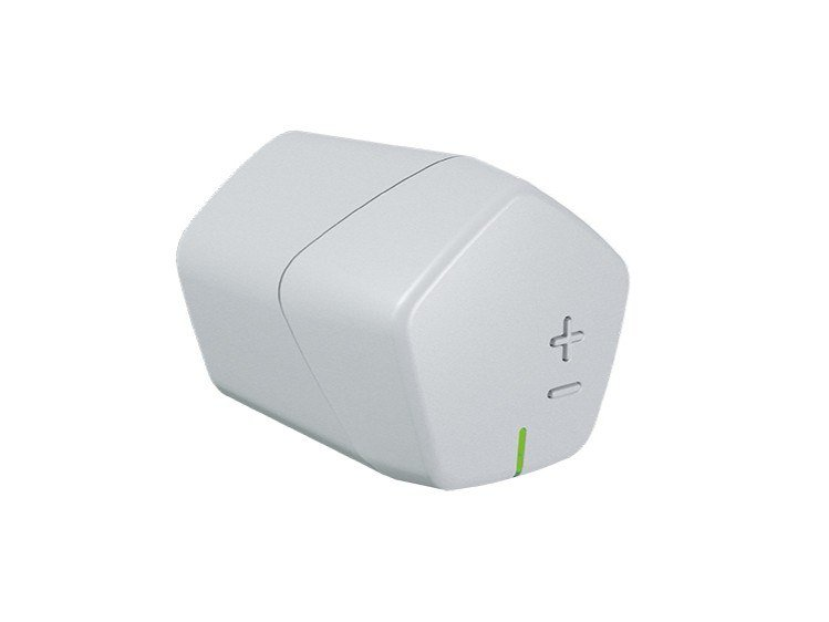 Wireless electronic control for radiator valves 215 COMFORT CONTROL by CALEFFI