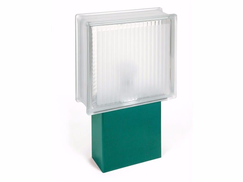 Plafoniere Da Esterno Stagne : Applique per esterno a luce diretta in vetro 2151