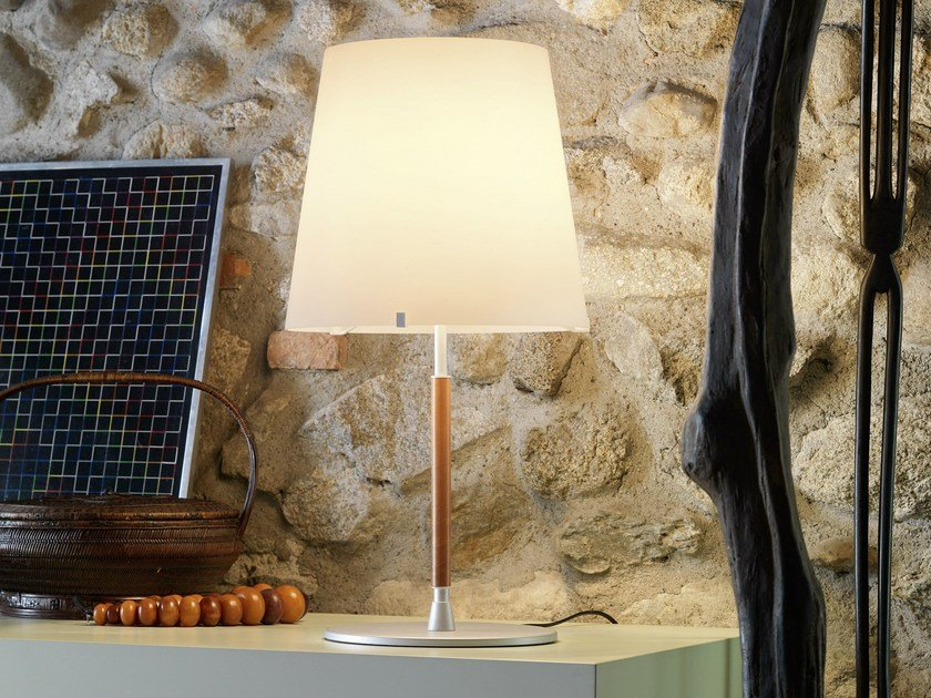 Table lamp with dimmer 2198TA by FontanaArte