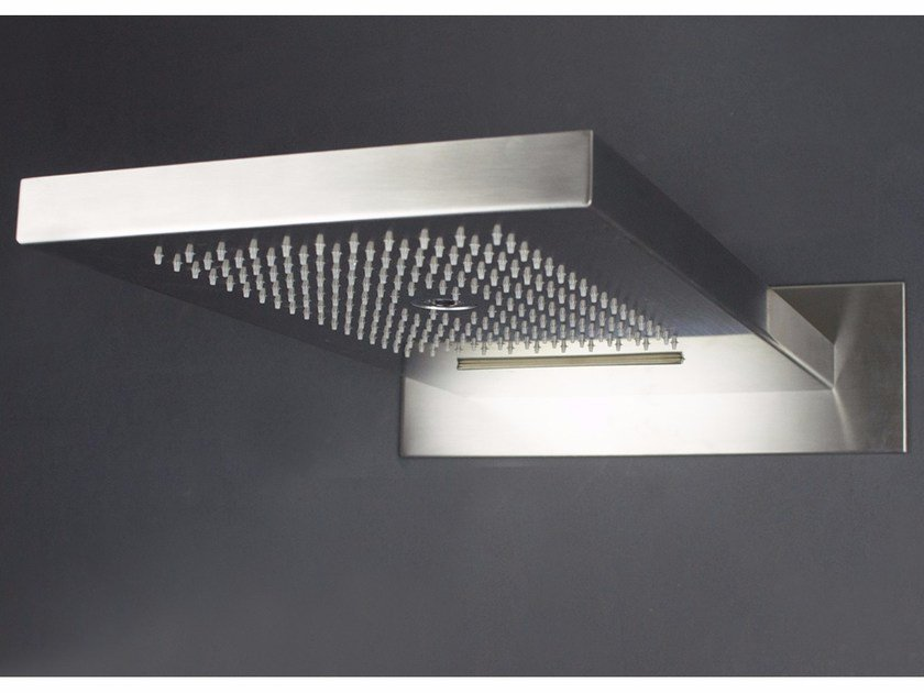 Wall-mounted stainless steel rain shower 2200201/2 | Overhead shower by RIFRA