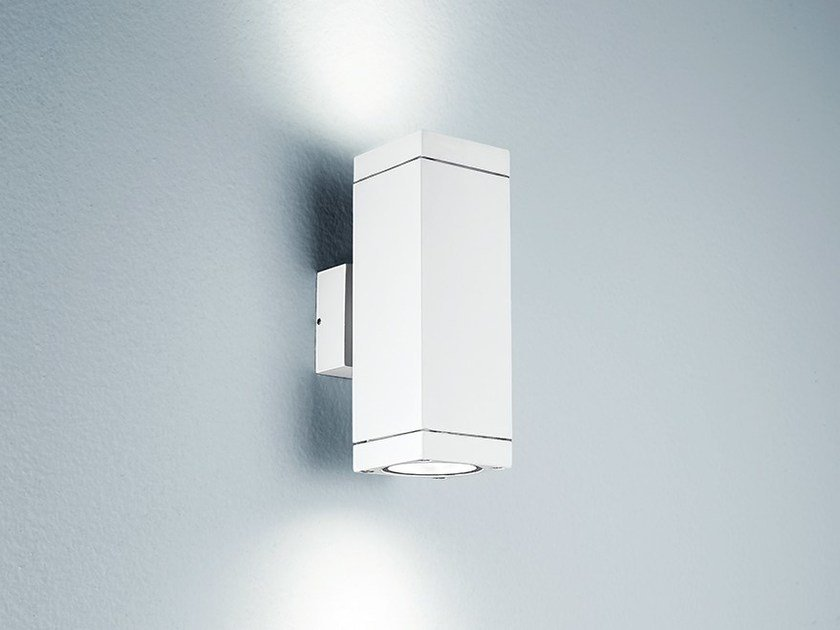 LED aluminium Outdoor wall Lamp 236 by NOBILE ITALIA