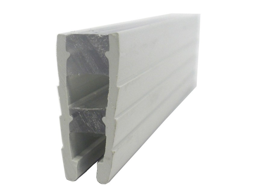 PVC contraction joint 23X8 | Flooring joint by CPR GIUNTI