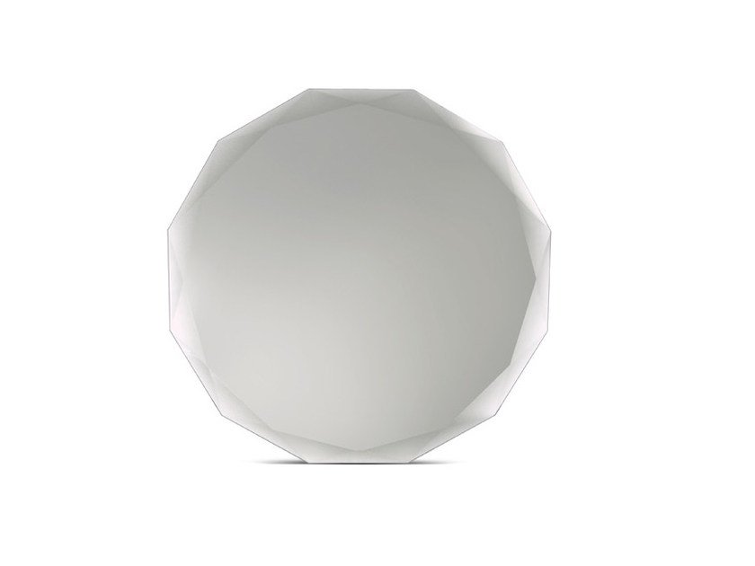 Round wall-mounted mirror 24.12 | Round mirror by Atipico