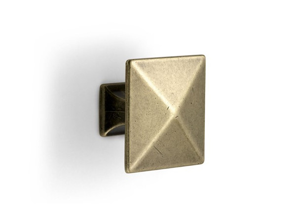 Classic style Zamak Furniture knob 24085 | Furniture knob by Cosma