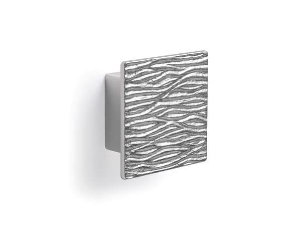 Zamak Furniture knob 24119 | Furniture knob by Cosma