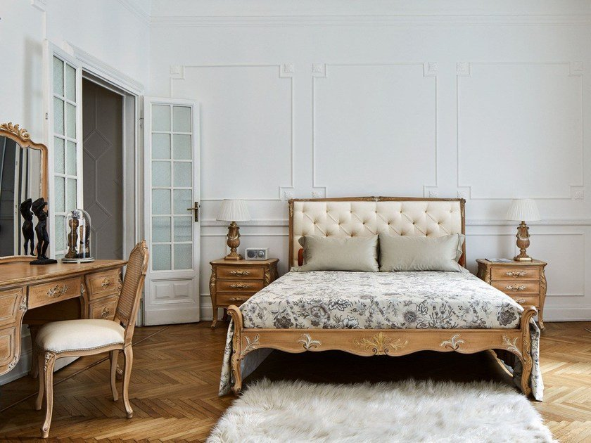 Wooden bedroom set 2460 | Bedroom set by Grifoni Silvano