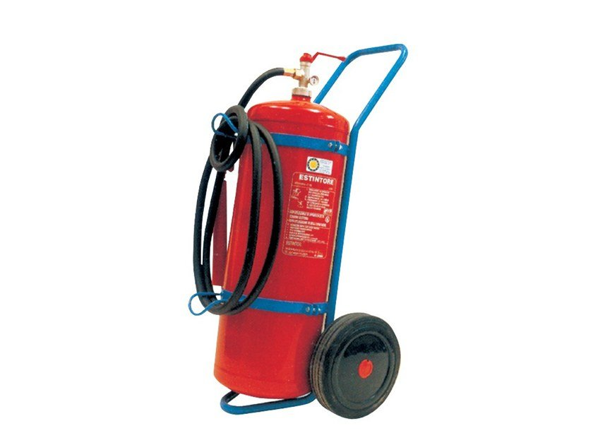 Foam fire extinguisher 247 by R.M. MANFREDI