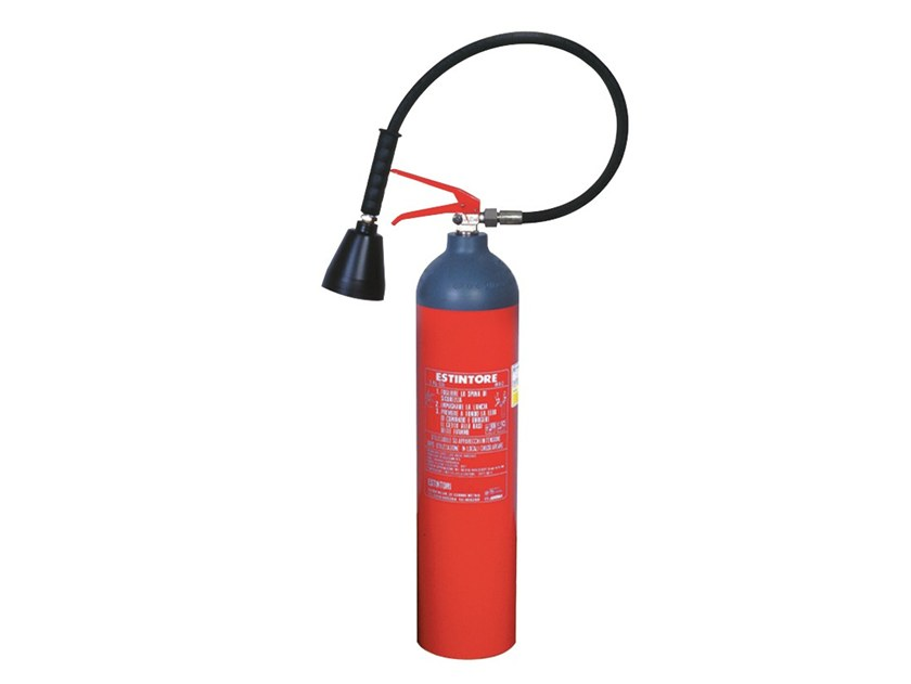 CO2 Fire extinguisher 248 by R.M. MANFREDI