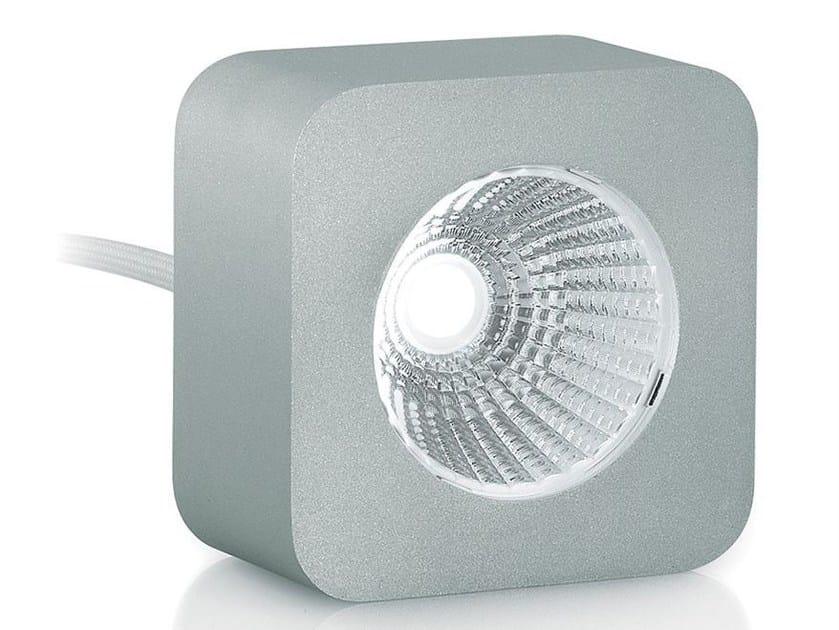 Faretto a LED in metacrilato 248/S by NOBILE ITALIA