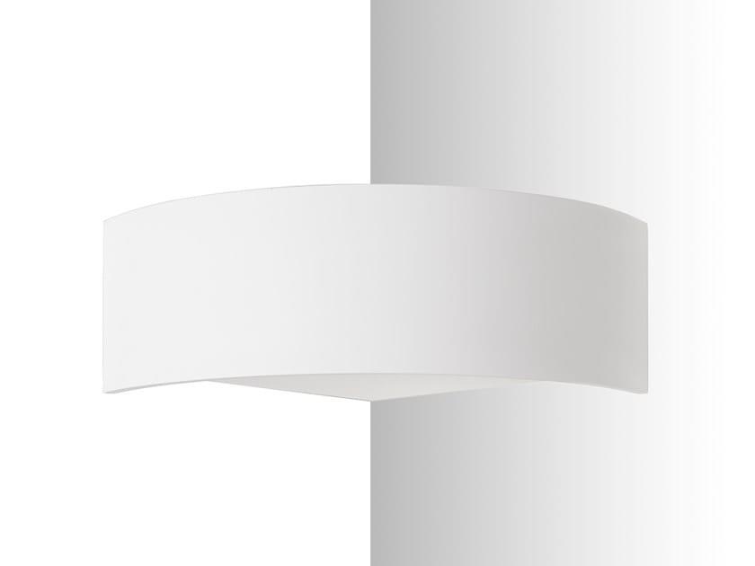 Applique a LED in ceramica 2483B | Lampada da parete by 9010 novantadieci