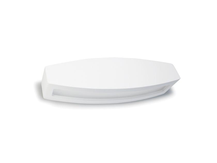 LED ceramic wall light 2608B | Wall lamp by 9010 novantadieci