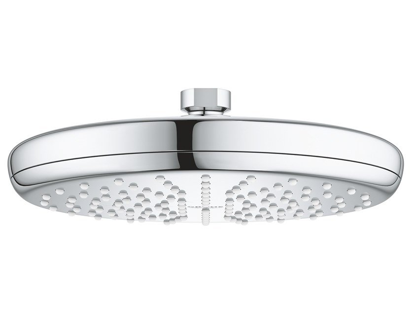Ceiling mounted 1-spray overhead shower with anti-lime system NEW TEMPESTA CLASSIC 26409000 | Overhead shower by Grohe