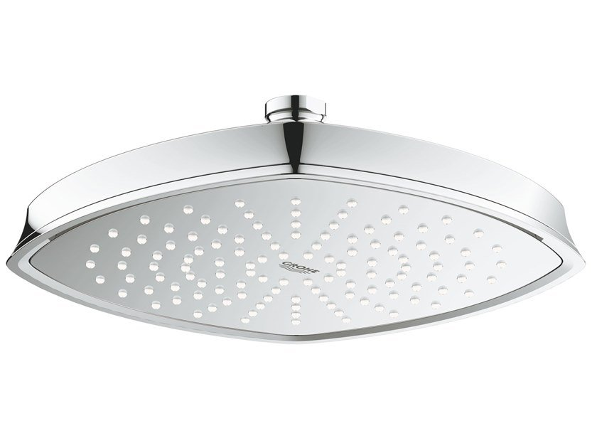 Ceiling mounted 1-spray overhead shower with anti-lime system RAINSHOWER GRANDERA 26473000 | Overhead shower by Grohe