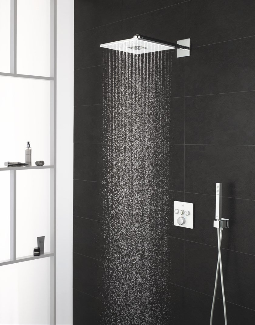 modern furniture mixer grohe avensys taps shower bathroom biv thermostatic control qs lg htm dual
