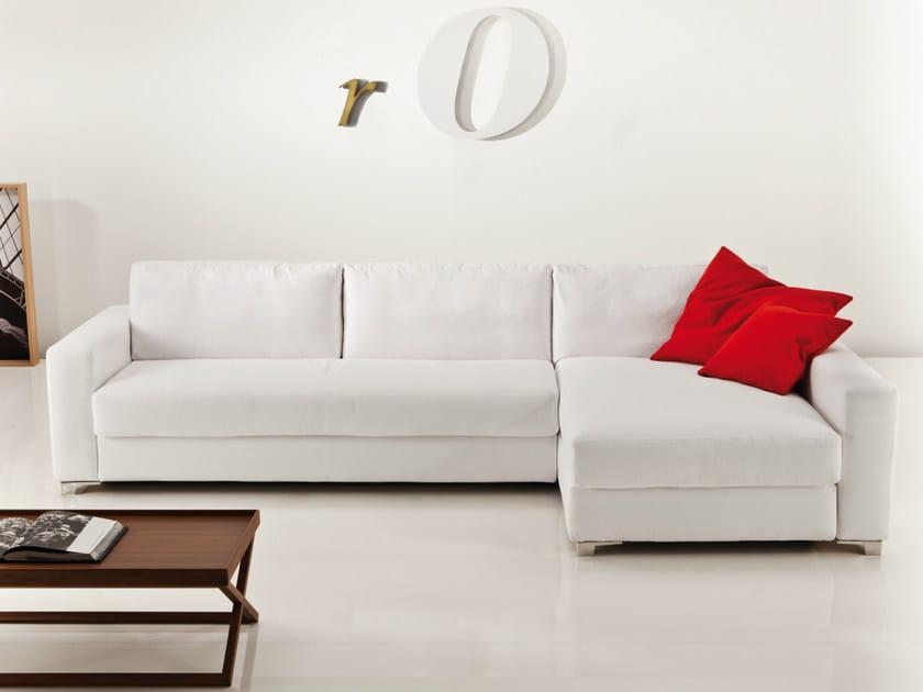 2700 PRINCE | Divano letto con chaise longue By Vibieffe