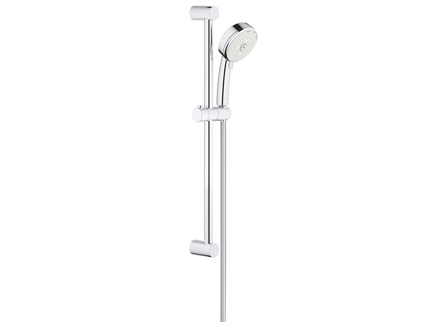 Shower wallbar with hand shower with hose NEW TEMPESTA COSMOPOLITAN 27579002 | Shower wallbar by Grohe