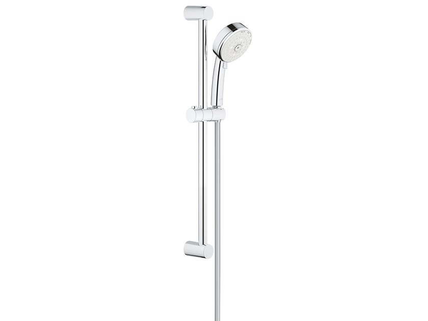 Shower wallbar with hand shower with hose NEW TEMPESTA COSMOPOLITAN 27580002 | Shower wallbar by Grohe