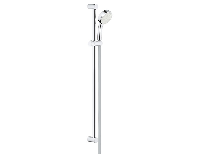 Shower wallbar with hand shower with hose NEW TEMPESTA COSMOPOLITAN 27788002 | Shower wallbar by Grohe